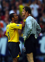Arsenal v Barcelona Champions League Final 17.05.2006<br />