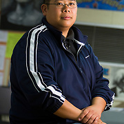 Laurence Tan teaches 5th grade social studies at 122nd Street Elementary in Los Angeles, CA.