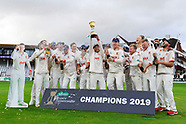 2019 CC Division One