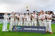 Somerset County Cricket Club v Essex County Cricket Club 260919