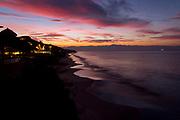 Sunrise, Destiladeras Beach, Banderas Bay, Punta Mita, Riviera Nayarit, Nayarit, Mexico