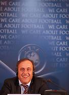 UEFA Meeting Madeira Island, Reuniao do Comite Executivo da UEFA