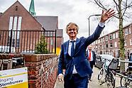 PVV STEMMEN GEERT WILDERS