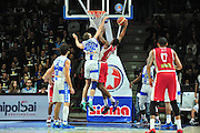 DESCRIZIONE : Campionato 2014/15 Dinamo Banco di Sardegna Sassari - Victoria Libertas Consultinvest Pesaro<br /> GIOCATORE : Wally Judge<br /> CATEGORIA : Rimbalzo Controcampo<br /> SQUADRA : <br /> EVENTO : LegaBasket Serie A Beko 2014/2015<br /> GARA : Dinamo Banco di Sardegna Sassari - Victoria Libertas Consultinvest Pesaro<br /> DATA : 17/11/2014<br /> SPORT : Pallacanestro <br /> AUTORE : Agenzia Ciamillo-Castoria / M.Turrini<br /> Galleria : LegaBasket Serie A Beko 2014/2015<br /> Fotonotizia : Campionato 2014/15 Dinamo Banco di Sardegna Sassari - Victoria Libertas Consultinvest Pesaro<br /> Predefinita :