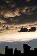 Belo Horizonte_MG, Brasil...Entardecer em Belo Horizonte...The sunset in Belo Horizonte...Foto: JOAO MARCOS ROSA / NITRO