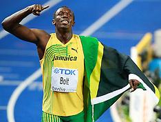 2009 IAAF Worlds -- Day 02