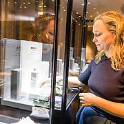 NLD/Waalre/20170130 - Lancering nieuwe juwelenlijn Leaves Dewdrops van Prinses Margarita , Prinses Margarita