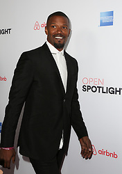 LOS ANGELES, CA - NOVEMBER 19: Celebrities attend the 3rd Annual Airbnb Open Spotlight at Various Locations on November 19, 2016 in Los Angeles, California. 20 Nov 2016 Pictured: Jamie Foxx. Photo credit: @parisamichelle / MEGA TheMegaAgency.com +1 888 505 6342