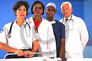 Active Aging Senior Citizens, Retired, Activities, Seniors in Medicine