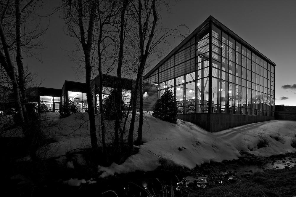 Basalt Regional Library, A4 Architects
