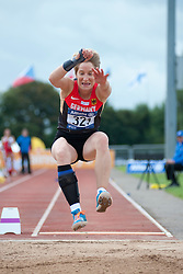 LIEBHARDT Franziska, 2014 IPC European Athletics Championships, Swansea, Wales, United Kingdom