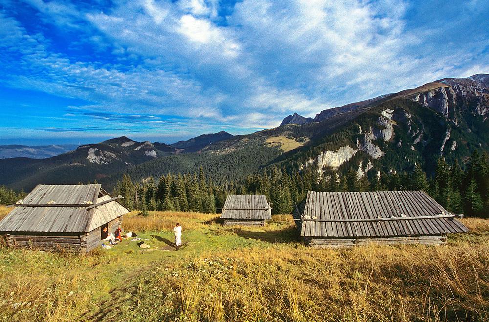 Polana na Stołach, Tatry Zachodnie, Polska<br /> Polana na Stołach, West Tatra Mountains, Poland