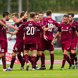 20170819: SLO, Football - Prva liga Telekom Slovenije 2017/18, NK Triglav vs ND Gorica