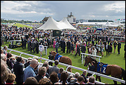 Ebor Festival, York Races, 20 August 2014