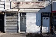 Evangelical Crusade of Soul Winners Inc. / Croisade Evangelique des Gagneurs d'Ame, 1435 Flatbush Avenue, Brooklyn.