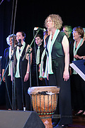 Peppermint choir at the 2019 Guildford Songfest