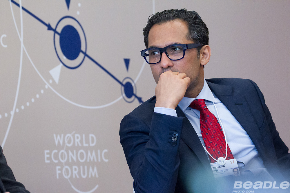 Mohammed Dewji, Group Chief Executive Officer and President<br /> Mohammed Enterprises Tanzania (MeTL) at the World Economic Forum on Africa 2017 in Durban, South Africa. Copyright by World Economic Forum / Greg Beadle