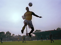 Fotball: Evanilson <br />FC St. Pauli - Borussia Dortmund 1:2