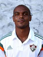 """Brazilian Football League Serie A / <br /> ( Fluminense Football Club ) - <br /> Carlos Henrique dos Santos Souza """" Henrique """""""