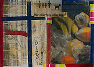 Vir , 2012  42  x 29  cm Mixed media Paolo Moretto/Mauricio Bustamante