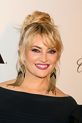 February 24, 2019 - West Hollywood, CA, USA - LOS ANGELES - FEB 24:  Madchen Amick at the Elton John Oscar Viewing Party on the West Hollywood Park on February 24, 2019 in West Hollywood, CA (Credit Image: © Kay Blake/ZUMA Wire)
