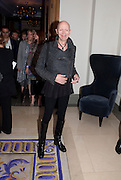 Richard O'Brien, Piccadilly theatre's Ghost The Musical Opening night party. Corinthia Hotel. Whitehall Place. London. 19 July 2011. <br /> <br />  , -DO NOT ARCHIVE-© Copyright Photograph by Dafydd Jones. 248 Clapham Rd. London SW9 0PZ. Tel 0207 820 0771. www.dafjones.com.