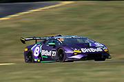 June 4-6, 2021. Lamborghini Super Trofeo, VIR: 27 Richard Antinucci, Dream Racing Motorsport, Lamborghini Las Vegas, Lamborghini Huracan Super Trofeo EVO, DR27
