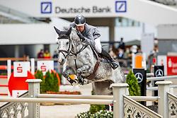 BEERBAUM Ludger (GER), Mila<br /> - Stechen -<br /> Allianz-Preis<br /> CSI3* - Aachen Grand Prix, Springprüfung mit Stechen, 1.50m<br /> Grosse Tour<br /> Aachen - Jumping International 2020<br /> 06. September 2020<br /> © www.sportfotos-lafrentz.de/Stefan Lafrentz