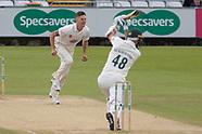 Durham County Cricket Club v Leicestershire County Cricket Club 200819