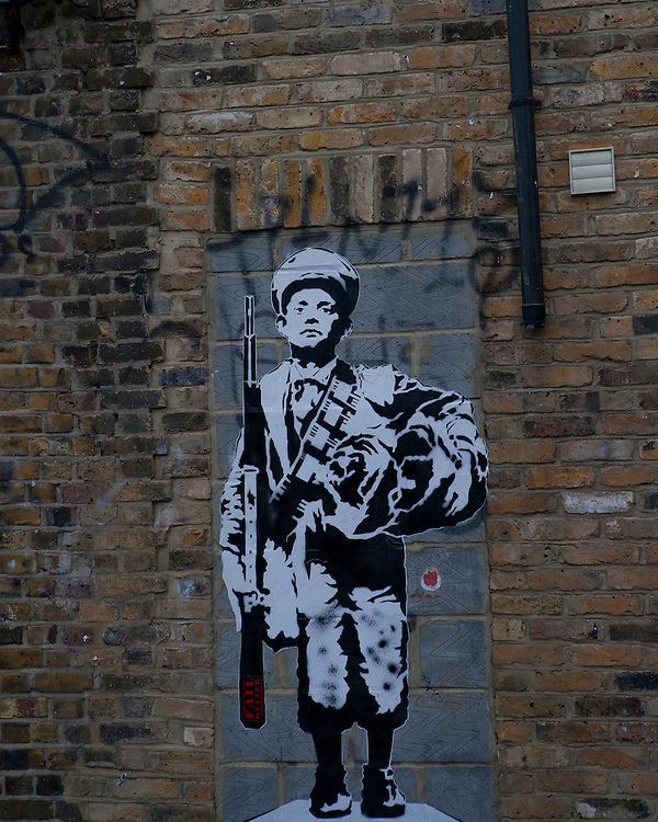 Street Art - Soulder