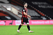 Lewis Cook (16) of AFC Bournemouth during the EFL Sky Bet Championship match between Bournemouth and Nottingham Forest at the Vitality Stadium, Bournemouth, England on 24 November 2020.