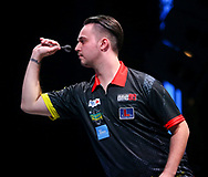 Brian Raman during the BDO World Professional Championships at the O2 Arena, London, United Kingdom on 5 January 2020.