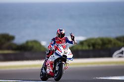 October 25, 2018 - Phillip Island, Australie - DANILO PETRUCCI - ITALIAN - ALMA PRAMAC RACING - DUCATI (Credit Image: © Panoramic via ZUMA Press)
