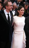 James Gray, Marion Cotillard at The Immigrant film gala screening at the Cannes Film Festival Friday 24th May May 2013