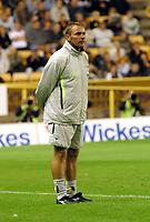 Photo: Dave Linney.<br />Wolverhampton Wanderers v Preston North End. Coca Cola Championship. 11/08/2006.Preston Mgr Paul Simpson