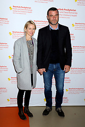 Oct. 18, 2014 - New York, New York, USA - Actors Naomi Watts and Liev Schreiber attend the 25th Annual Light Up A Life Halloween Carnival at Chelsea Piers Field House on October 18, 2014 in New York Cit (Credit Image: © Future-Image/ZUMA Wire)