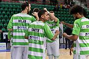 Team Banco di Sardegna Dinamo Sassari<br /> Banco di Sardegna Dinamo Sassari - San Pablo Burgos<br /> Round of 16 Gara 1<br /> FIBA BCL Basketball Champions League 2019-20<br /> Sassari, 04/03/2020<br /> Foto L.Canu / Ciamillo-Castoria