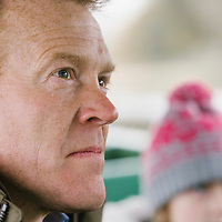 Adam Henson RNCI Aberdeen farm visit