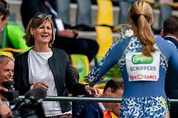 KarenSchippersduring FBK Games 2021 on 06 june 2021 in Hengelo.