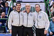 DESCRIZIONE : Beko Legabasket Serie A 2015- 2016 Dinamo Banco di Sardegna Sassari - Acqua Vitasnella Cantu'<br /> GIOCATORE : Enrico Sabetta Paolo Taurino Fabrizio Paglialunga<br /> CATEGORIA : Arbitro Referee Before Pregame Curiosità<br /> SQUADRA : AIAP<br /> EVENTO : Beko Legabasket Serie A 2015-2016<br /> GARA : Dinamo Banco di Sardegna Sassari - Acqua Vitasnella Cantu'<br /> DATA : 24/01/2016<br /> SPORT : Pallacanestro <br /> AUTORE : Agenzia Ciamillo-Castoria/L.Canu
