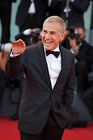Jury member Christoph Waltz at the First Man Premiere, Opening Ceremony and Lifetime Achievement Award To Vanessa Redgrave at the 75th Venice Film Festival, Sala Grande on Wednesday 29th August 2018, Venice Lido, Italy.