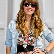 NLD/Amsterdam/20100430 - Radio 538 Koniginnedag Concert 2010, Esmee Denters