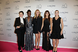 Isabella Rossellini, Lupita Nyong'o, Julia Roberts, Penelope Cruz and Kate Winslet attending the Lancome 80th Anniversary party at Casino de Paris in Paris, France on July 07, 2015. Photo by Jerome Domine/ABACAPRESS.COM  | 508159_019