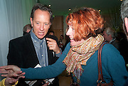 RICHARD E. GRANT; ANNA CHANCELLOR, English National Ballet Beyond Ballets Russes at the London Coliseum opening night party at the St Martins Lane Hote, Londonl . 22 March 2012.