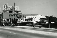 1973 Marquis Restaurant on Sunset Blvd.