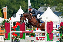 291 - Envoy - Maarse Dave<br /> 5 Jarige Finale Springen<br /> KWPN Paardendagen - Ermelo 2014<br /> © Dirk Caremans