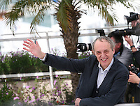 Dario Argento,  at the Dario Argento Dracula film  photocall at the 65th Cannes Film Festival. Saturday 19th May 2012 in Cannes Film Festival, France.