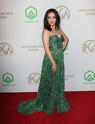 2020 Producers Guild of America Awards - Arrivals. 18 Jan 2020 Pictured: Constance Wu. Photo credit: Jen Lowery / MEGA TheMegaAgency.com +1 888 505 6342