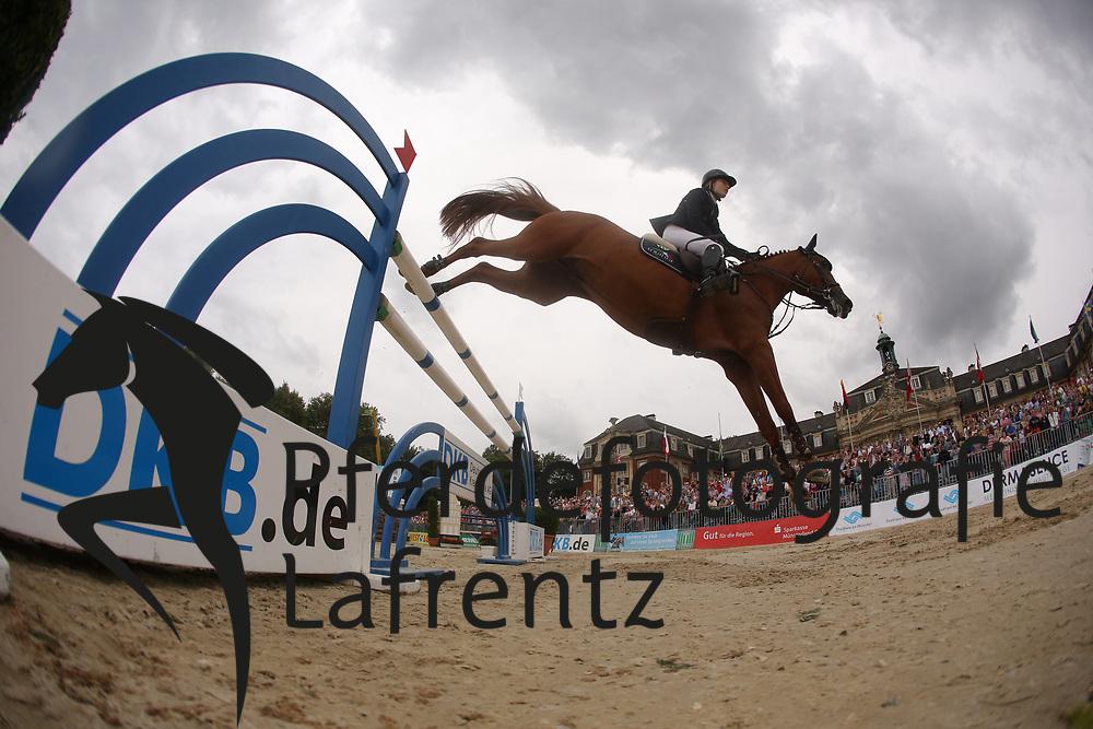 Davis, Lucy, Barron<br /> Münster - Turnier der Sieger<br /> Grosser Preis<br /> © www.sportfotos-lafrentz.de/ Stefan Lafrentz