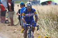 Julian Alaphilippe (FRA - QuickStep - Floors) during the 105th Tour de France 2018, Stage 9, Arras Citadelle - Roubaix (156,5km) on July 15th, 2018 - Photo Kei Tsuji / BettiniPhoto / ProSportsImages / DPPI